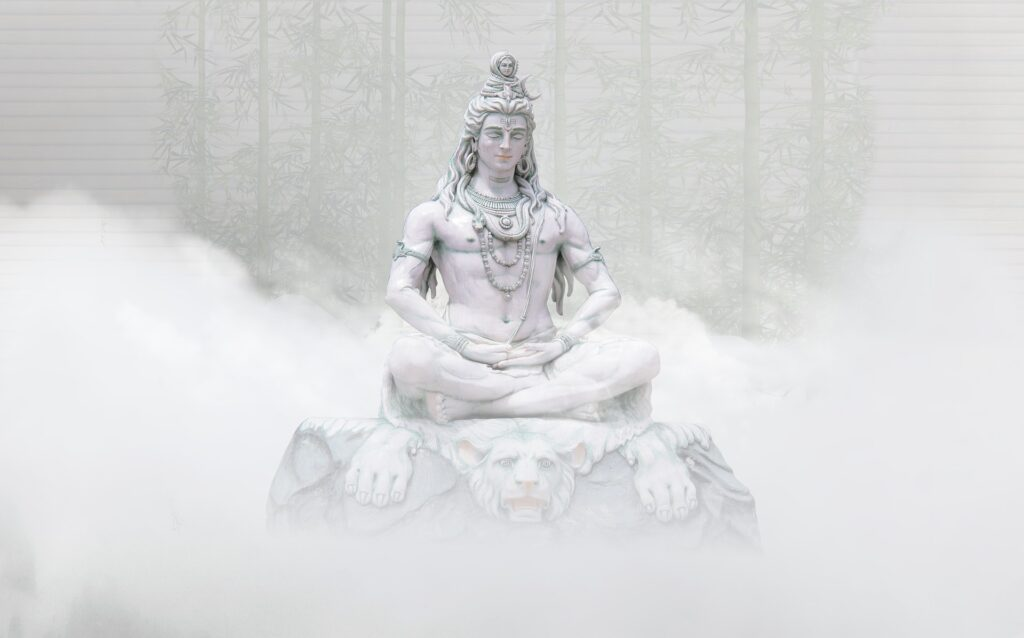 History of Yoga - Lord Shiva